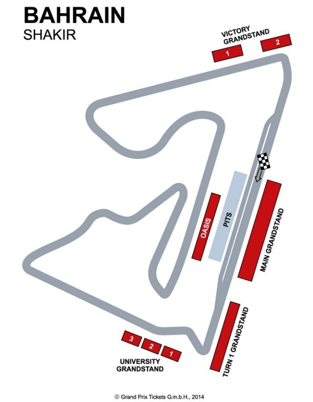 Bahrain Grand Prix 2020 | F1 travel packages, tickets